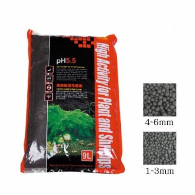 Substrat creveti acvariu ph 5.5 9 L / S Size