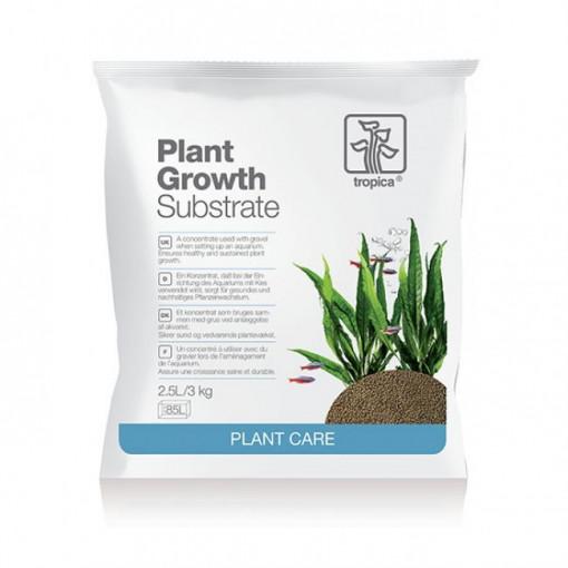 Substrat fertil acvariu TROPICA Plant Growth substrate 2.5 litri
