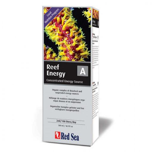 Tratament apa marina Reef Energy A (Carbs nutrition) - 500ml - RED SEA