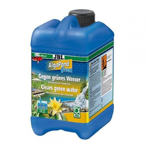 Tratament impotriva algelor JBL AlgoPond Green 2.5 L