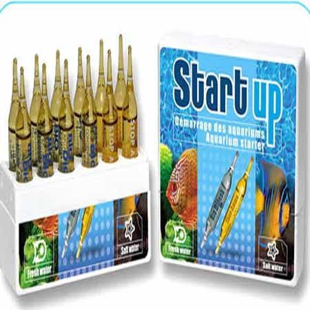Bacterii ciclare acvariu Start Up 12 fiole - PRODIBIO
