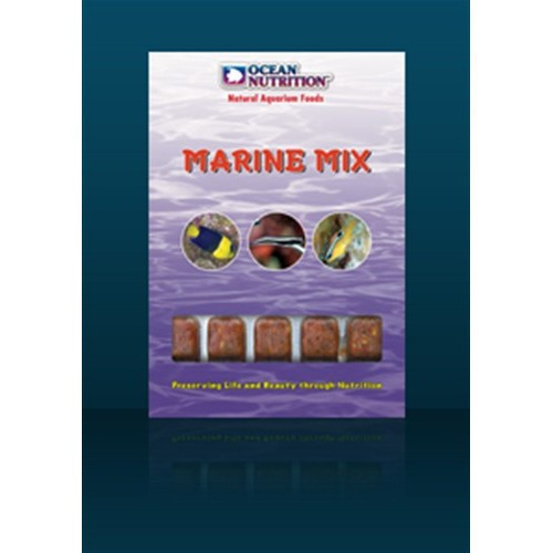 Hrana congelata pentru pesti Marine Mix 100g
