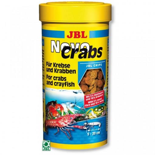 Hrana crustacee JBL NovoCrabs 250 ml
