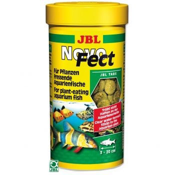 Hrana pesti acvariu JBL NovoFect 250 ml