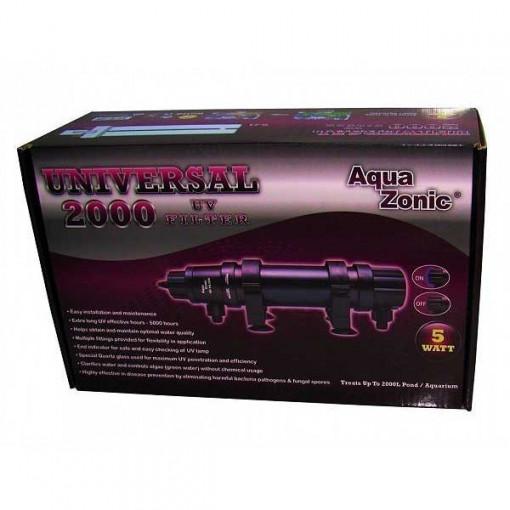 Lampa UV acvariu 5W-U-UV2000