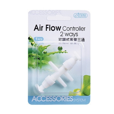 Robinet aer ISTA Air Flow Controller ( 2 iesiri)