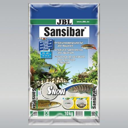 Substrat acvariu JBL Sansibar Snow 10kg