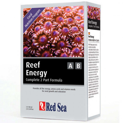 Supliment marin RED SEA Reef Energy AB