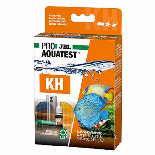 Test apa acvariu JBL KH Test-Set
