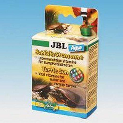 Vitamine broaste testoase JBL Turtle Sun Aqua for turtles 10 ml