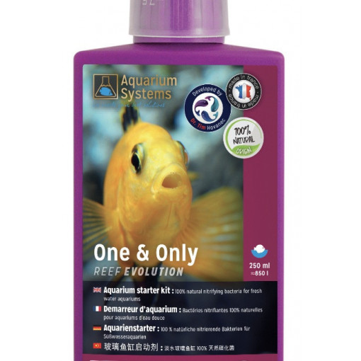 Aquarium Systems - Bacterii nitrificatoare / One&Only Marine 250 ml