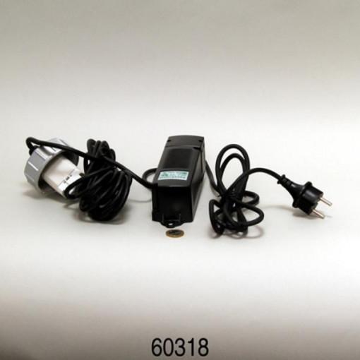 Capac+transformator pentru sterilizator acvariu JBL UV-C 18 W