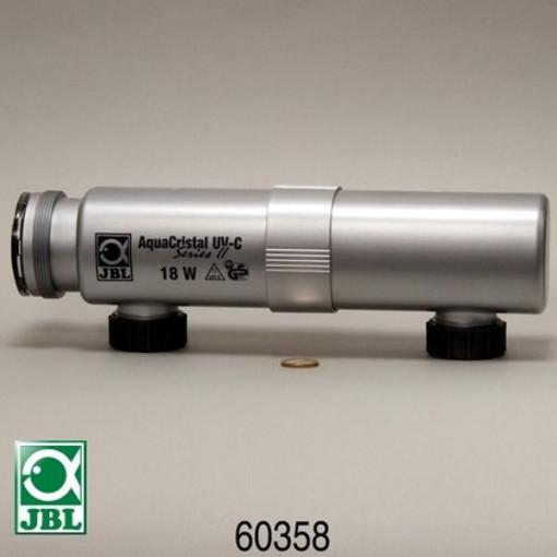 Carcasa cu sticla pentru sterilizator acvariu JBL UV-C II 18W Housing+quartz sleeve