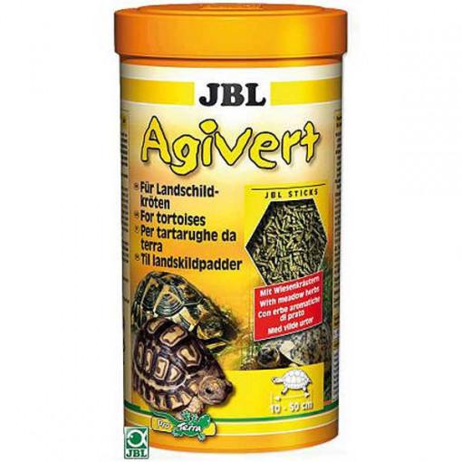 Hrana broaste testoase JBL Agivert 250 ml