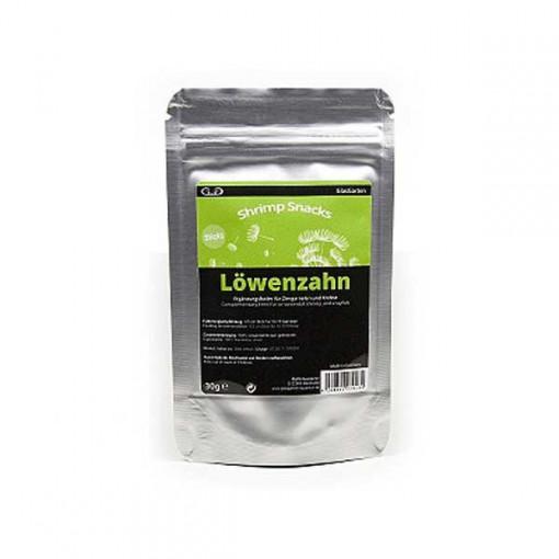 Hrana creveti Glasgarten Lowenzahn 30 g