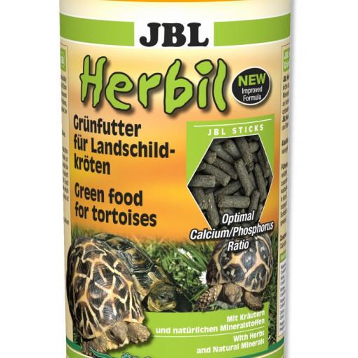 Hrana de baza broaste de uscat JBL Herbil 250 ml