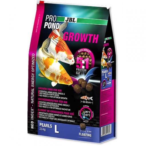 Hrana pesti iaz JBL ProPond Growth L 2,5 kg
