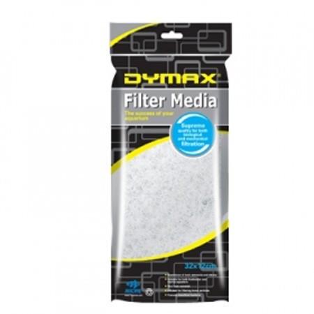 Material filtrant acvariu DYMAX White Wool (32cm x 12cm)