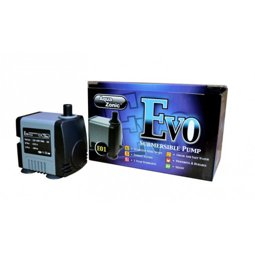 Pompa de apa acvariu sau fantana arteziana Evo1 Submersible Pump