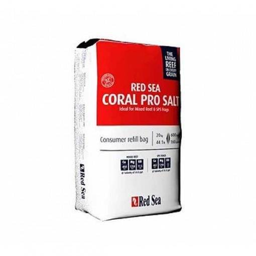 Sare marina Coral Pro Salt 20 Kg (600 litri), Refill Bag
