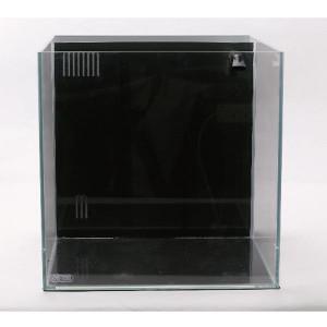 Acvariu complet cu filtrare în spate - sticla ultra transparenta