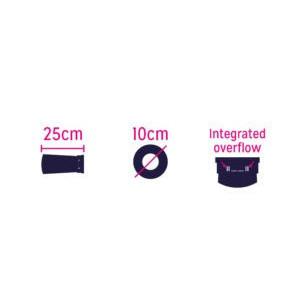 Aquarium Systems - Sac pentru filtrare / Filter Socks 100 Microns