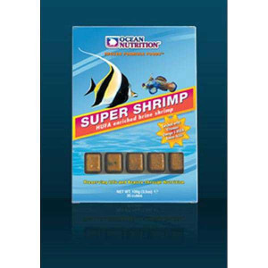 Hrana congelata Ocean Nutrition HUFA Enriched Artemia (35 cuburi) 100g