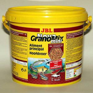 Hrana granule pentru toate speciile JBL NovoGranoMix mini 5,5 l