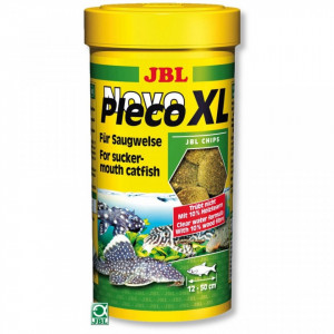 Hrana pesti acvariu JBL NovoPleco XL 250ml