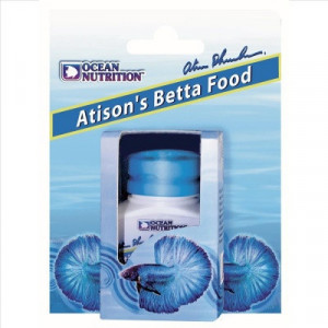 Hrana pesti Betta peleti Atison's Betta Food 15g (+/-1.5mm)