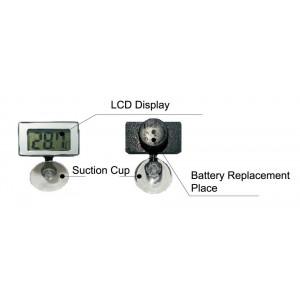 ISTA - LCD Digital Aquarium Thermometer