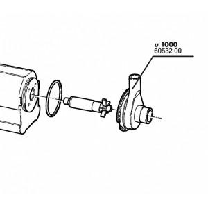 JBL Cover for rotor ProFlowMaxi 500/750