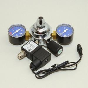 Reductor presiune CO2 cu electrovalva JBL ProFlora u001+v002
