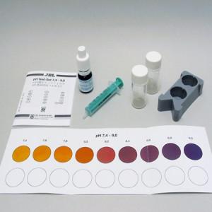 Rezerva Test apa acvariu JBL pH 7,4-9,0 Refill