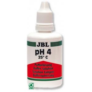 Solutie calibrare pH JBL Standard Buffer Solution pH 4,0 50 ml