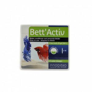 Solutie tratare apa Prodibio Bett Activ 12 fiole