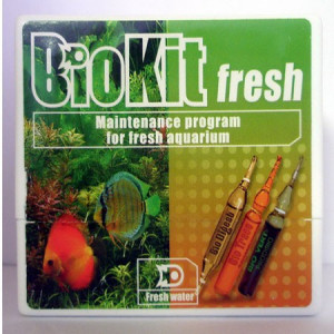 Tratament apa acvariu BioKit Fresh 30 fiole - PRODIBIO