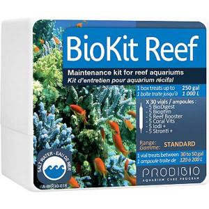 Tratament apa marina BioKit Reef 30 fiole - PRODIBIO
