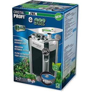 Filtru extern acvariu JBL CristalProfi e902 greenline+ Start up Prodibio 12 fiole