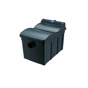 Filtru iaz cu uv pentru volume de pana in 12000 litri + pompa cu sterilizare UV 13W