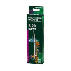 Foarfeca acvariu JBL PROSCAPE Tool S 20 curved