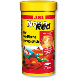 Hrana pentru carasi fulgi JBL NovoRed 100 ml