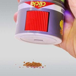 Hrana pesti acvariu JBL GoldPearls (Click) 250ml