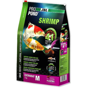 Hrana pesti iaz JBL ProPond Shrimp M 1 kg