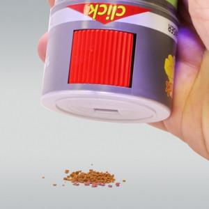 Hrana premium peleti pentru carasi JBL GoldPearls mini 100ml Click