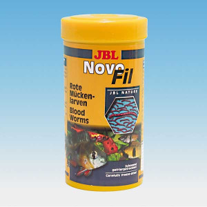 Hrana uscata prin inghetare JBL NovoFil 250 ml
