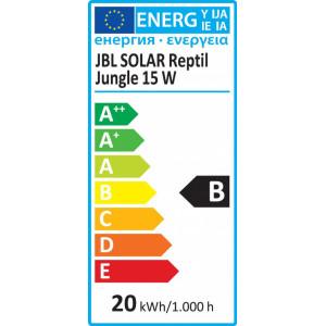 Neon terariu JBL Solar Reptil Jungle 38 W (9000K)/UV-A 2%/UV-B 0.5%