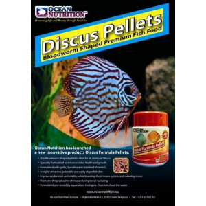 Ocean Nutrition Discus Formula Pellets 125 g