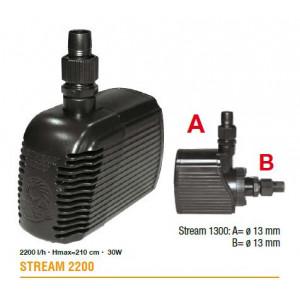 Pompa recirculare apa submersibila Stream 2200
