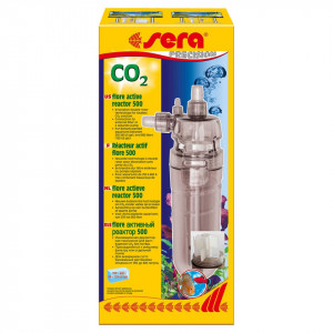 Reactor extern CO2 acvariu SERA Flore CO2 Active Reactor 500